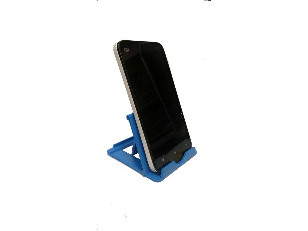 Sojánek na mobilní telefon nebo tablet univerzální modrý 2