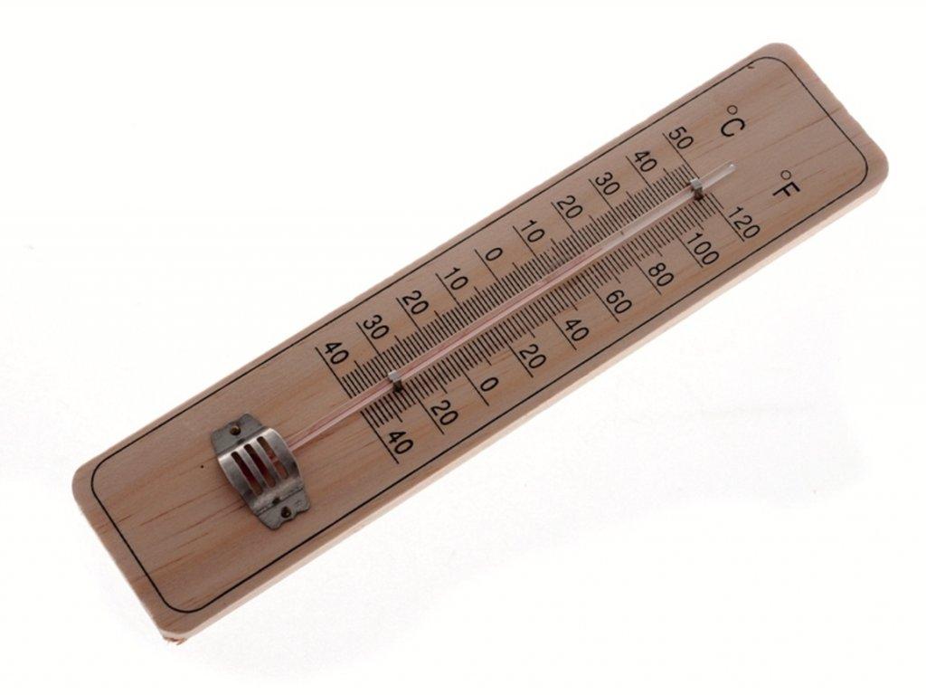 Teploměr dřevěný 2887456