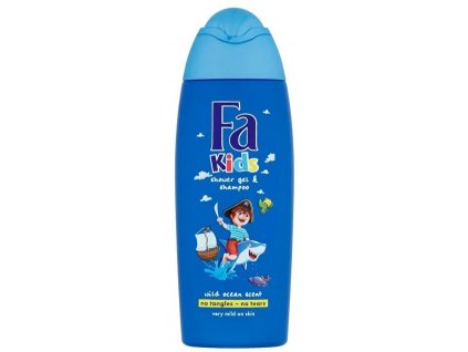 Fa kids shower gel