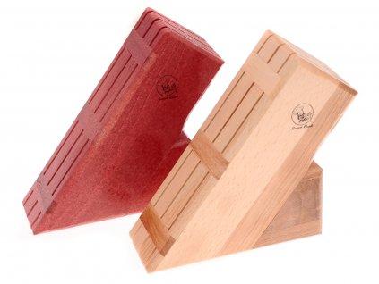 Blok na nože dřevěný 2330485 1