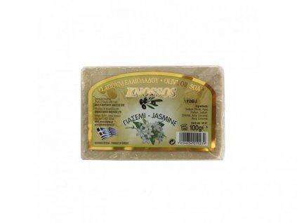 knossos olivove mydlo jasmin 100g 579203 199