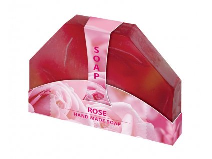Dárkové ručně vyráběné glycerínové mýdlo 80 gr.