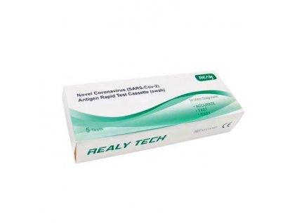 Realy Tech Antigen Rapid Test 5 ks