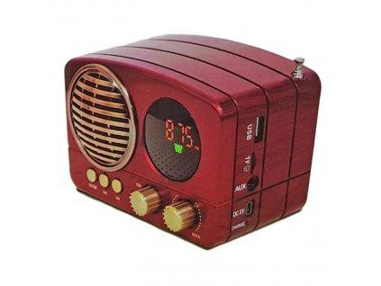 Bluetooth USB Radio FM mk 616bt