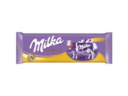 Čokoláda Milka 270g Alpine Milk