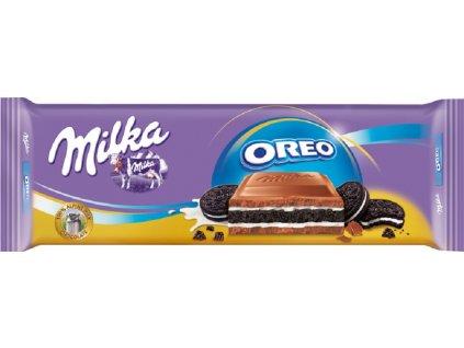 Čokoláda Milka 300g Oreo