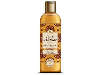 Tesori d´Oriente sprchový olej s Amla olejem 250ml