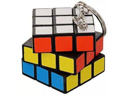 Rubikova kostka přívěšek 4