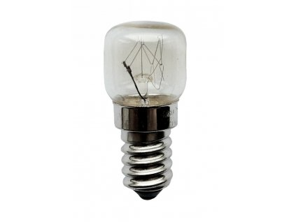 Žárovka do trouby 15W E14 300°C 80 lumen