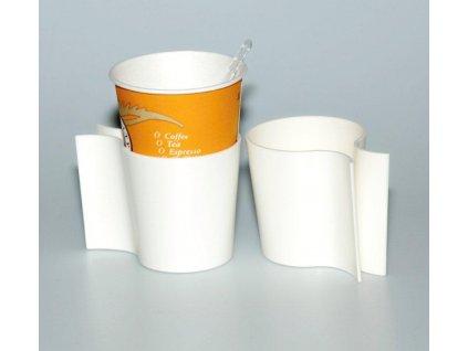 Plastový držák kelímků 10 ks