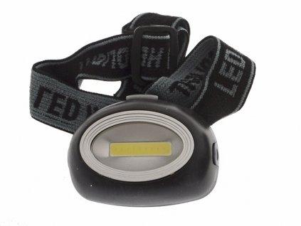 Čelovka svítilna COB 3722934