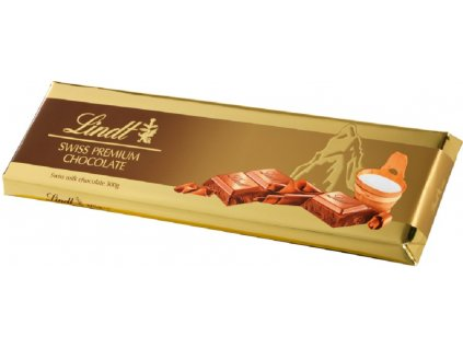 Lindt čokoláda mléčná 300g