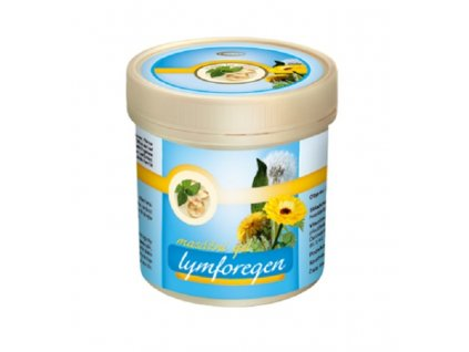 Lymforegen masážní gel 250ml