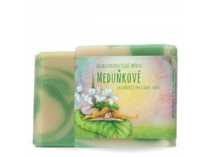 aromaterapeuticke mydlo medunkove ernestova