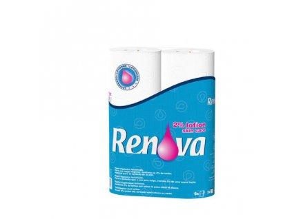 RENOVA toaletní papír 6 rolí 3 vrstvý 1