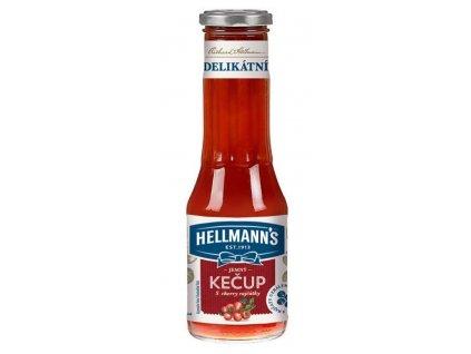 Hellmann's Delikátní kečup jemný s cherry rajčaty