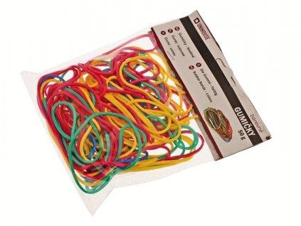 Sada barevných gumiček 50g 7153176