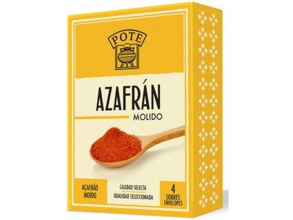 Šafrán 4 x 100 mg