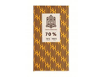 AJALA tmavá čokoláda 70% 45g 8594184560013 1