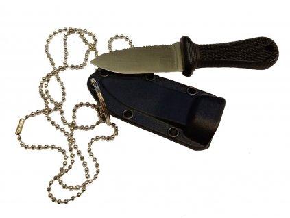 Nůž taktický na krk 2