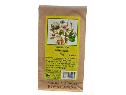 Heponal bylinný čaj 50g