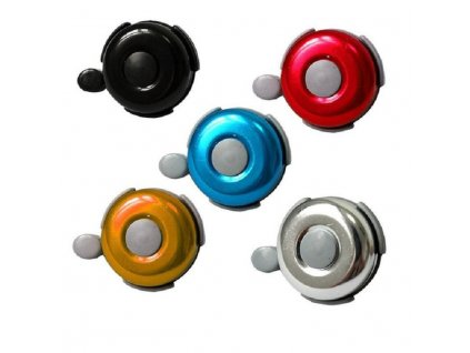 Zvonek na kolo mix barev