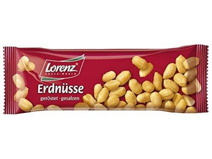 Lorenz arašídy pražené solené 40g