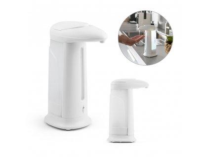 Dávkovač na mýdlo a desinfekční prostředky 94953 set