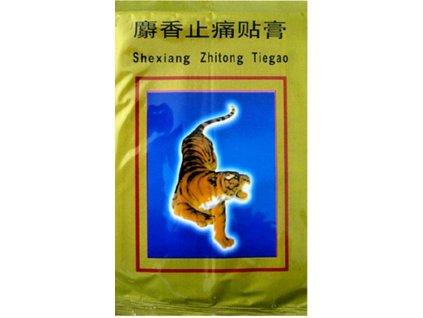 Čínské náplasti Tiger na bolest 10x7cm