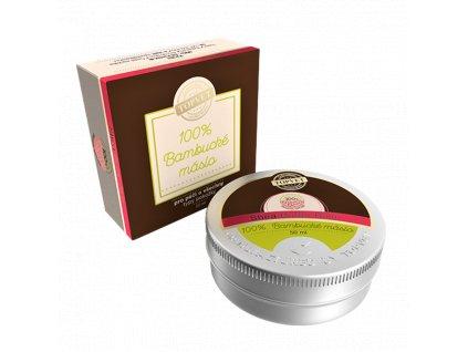 Bambucké máslo 100% 50 ml