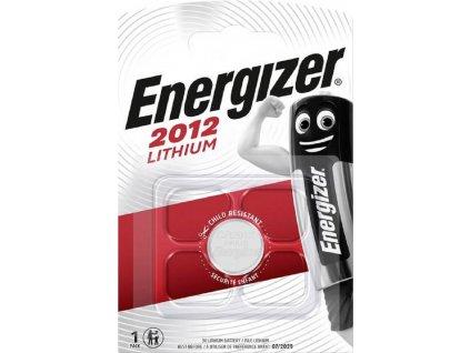 Lithiová knoflíková baterie Energizer CR 2012