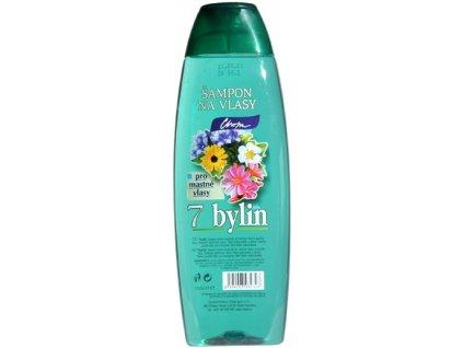 Chopa šampon na vlasy 7 bylin 500 ml