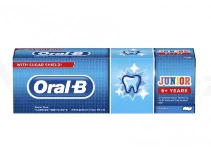 Oral B Junior 6+ zubní pasta 75 ml 1