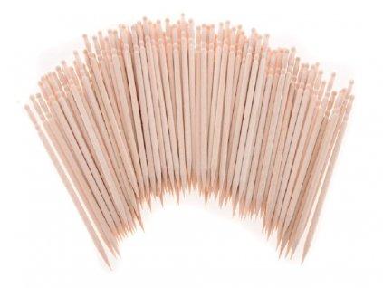 Dřevěné špejle na jednohubky 2330195