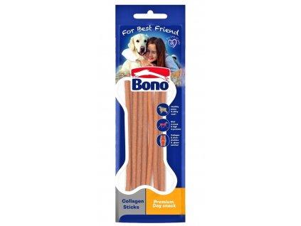 Bono kolagenové tyčinky 10ks