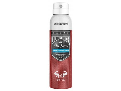 4015600858735 Fresh antiperspirant ve spreji 150 ml old spice