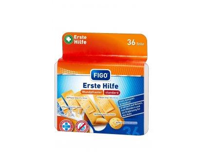 Krabička první pomoci FIGO 36 dílů