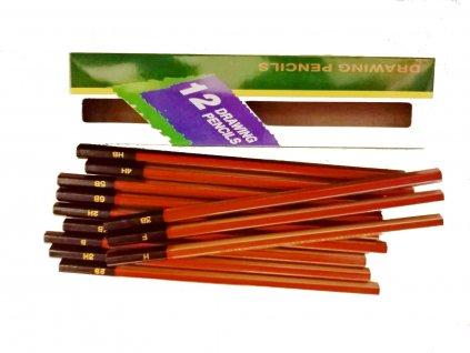 Kreslící tužky 12m ks 2