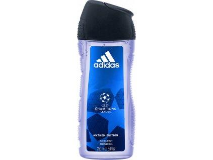 Adidas sprchový gel UEFA Champions League Anthem, 250 ml