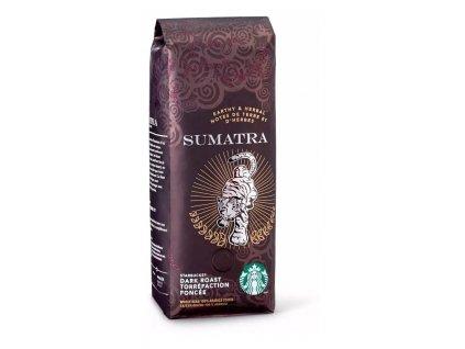 Káva zrnková 250g Sumatra Starbucks