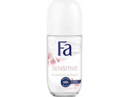 FA antiperspirant roll on Sensitive White Musk 50 ml