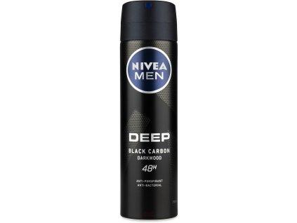 NIVEA MEN antiperspirant Deep 150 ml