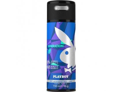 Playboy Generation deodorant 150ml