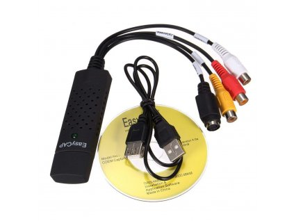 Grabovací karta USB 2.0 DVR 1