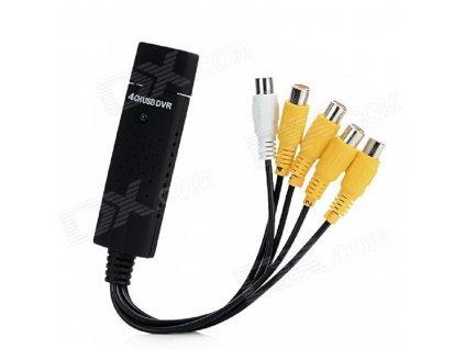 Grabovací karta USB 2.0 DVR 5
