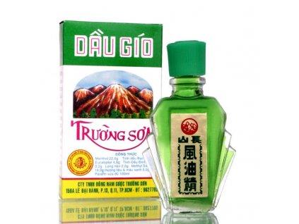 Masážní olej vietnamský Truong Son 2,5ml