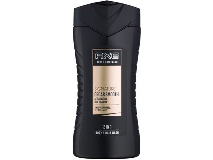 Axe Signature Cedar Smooth sprchový gel 250 ml
