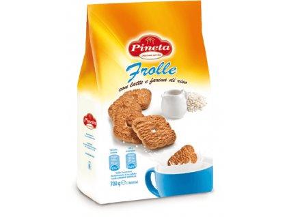 Sušenky Pineta rýžové Frolle 700g