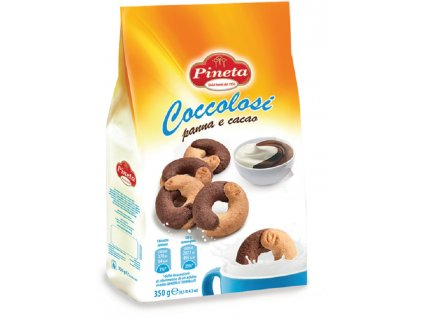 Sušenky Pineta Coccolosi 350g