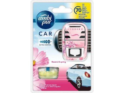 Osvěžovač vzduchu do auta Ambi Pur Flowers Spring